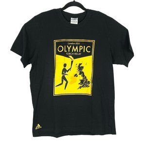 Adidas London Olympic Torch Relay Tee